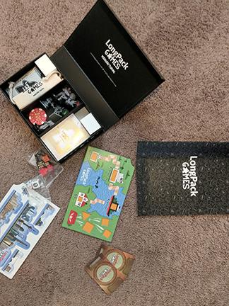 Longpack Games Sample